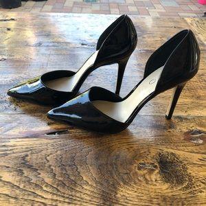 Aldo Patent Leather Pump Heels